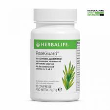 RoseGuard- Integratore alimentare con rosmarino, vitamine, ed altri estratti vegetali