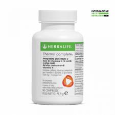 Thermo Complete - Integratore alimentare a base di estratti vegetali, Caffeina e Vitamina C