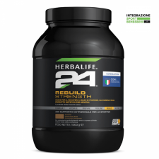 H24 Rebuild Strength - Per il Post Workout
