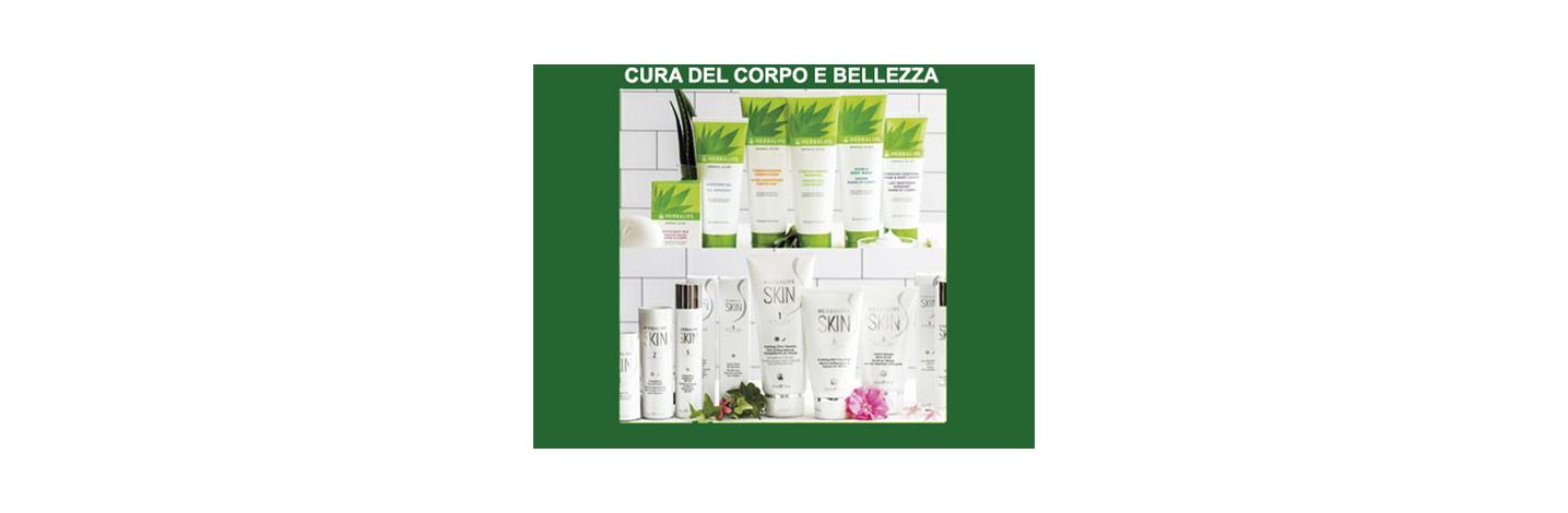 Herbalife Skin-Herbalife Aloe per la Cura del Corpo e la tua Bellezza
