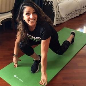 Continuare ad allenarsi stando in casa