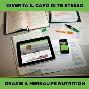 Crea la tua opportunità di Business insieme a Herbalife Nutrition nel mondo del benessere