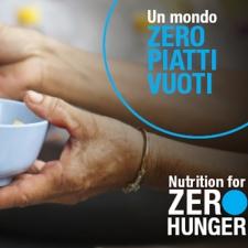 Herbalife Nutrition e l'impegno nei confronti della fame nel mondo
