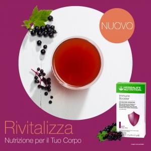 """Immune Booster Herbalife Nutrition:  """"l'integratore alimentare pensato per supportare l'equilibrio del tuo sistema immunitario"""""""