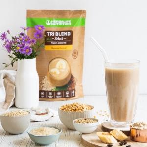 Tri Blend Select un nuovo modo di fare uno snack per Vegani